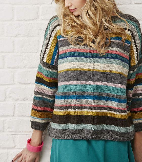 Photo of Stashbuster Sweater by Rosee Woodland
