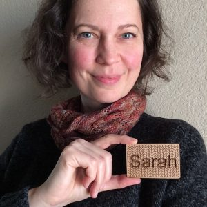 Interview series 16 – Sarah Walworth