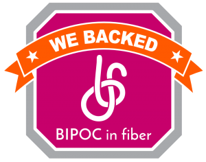 We backed BIPOC in fiber